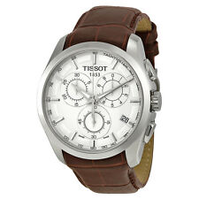 Tissot Couturier White Dial Mens Watch T0356171603100
