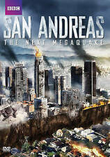 SAN ANDREAS - THE NEXT MEGAQUAKE 2015 Educational science dvd Huge Earthquake