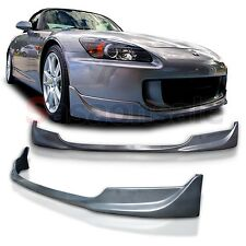 Made for 2004-2009 HONDA S2000 AP2 OE Type JDM Front Bumper Lip - PU