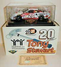 Tony Stewart #20 Habitat for Humanity 1999 1/24 Revell Collection Club Grand Prx