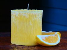 80hr JASMINE & LEMONGRASS Natural Triple Scented OVAL CANDLE Spa Relaxation Gift