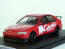 1/43 IG Model Honda Civic FERIO 1995 JTCC Test Car for Peako Ltd 80 pcs #IG0656