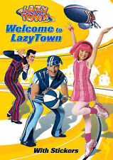 Welcome to LazyTown, 1405231394, New Book
