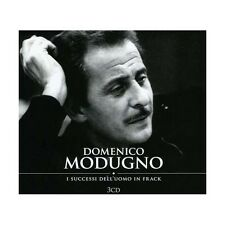 CD Domenico Modugno i successi dell'uomo in frack (TRIPLO ALBUM) 886979270725