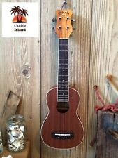 Kohala KP-S Soprano Ukulele Pack With Tuner Gig bag & Booklet