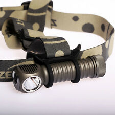 Zebralight H600F Mk III Floody 18650 XHP35 Headlamp Cool White