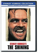 The Shining Jack Nicholson,Shelley Duvall & Stanley Kubrick (Format: DVD)