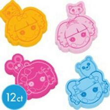 Lalaloopsy Birthday Party Favors/School Supplies Erasers 12ct