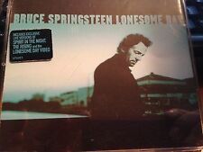 Bruce Springsteen Lonesome Day UK CD Single