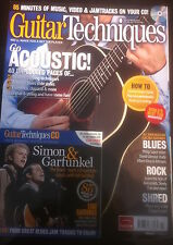 Guitar Techniques magazine & CD: March 2012