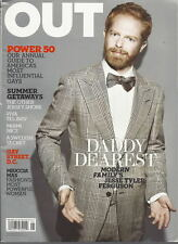 Jesse Tyler Ferguson Out Magazine May 2010 Noel Coward Christopher Rice Prada