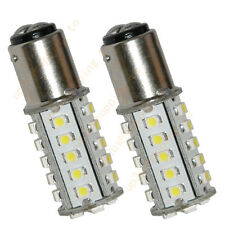 2x 1157 BAY15D 30-3528-SMD LED Stop TAIL BRAKE Corner Signal Light Bulb P21W