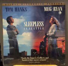 Sleepless In Seattle (Deluxe) Laserdisc New/Sealed  Tom Hanks / Meg Ryan (1993)
