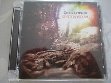 Chris Letcher-Spectroscope-CD