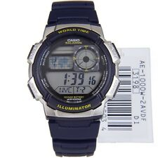 CASIO AE-1000W-2A NAVY BLUE WATCH FOR MEN - COD + FREE SHIPPING