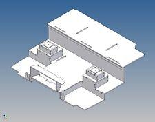 MLK - Fahrerhausboden für Tamiya MAN TGX (M 1:14) Basis, Erweiterterung