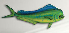 Dolphin Mahi Sport fishing Taxidermy Marine art Game fish Wall decor Ocean