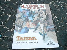 AUG 2013 COMICS REVUE vintage magazine (UNREAD - NO LABEL ) TARZAN