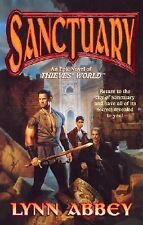 Sanctuary~An Epic Novel of Thieves' World by Lynn Abbey~Return to The City of