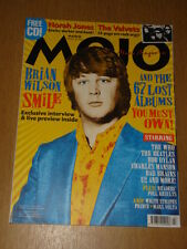 MOJO 2004 MARCH BRIAN WILSON SMILE THE WHO BEATLES U2