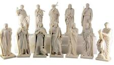 The Twelve (12) Apostles 8 Inch White Resin Disciples of Jesus Christ Statue Set