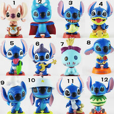 Lilo & Stitch Character Action Figure Kid Display Figurine Toy Cake Topper Decor