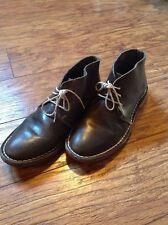 Women's Cole Rood Haan Co Leather Chukkas. Size 6