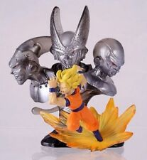 Bandai Dragon ball Z Imagination Gashapon Figure Part 1 SS GOKOU Evil BUU CELL