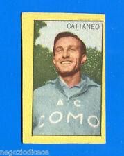 CALCIATORI STELLA BISCOTTI BOVOLONE anni 60 - Figurina-Sticker - CATTANEO -New