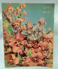 Easter Ideals Vol. 14 No. 2 March 1957- Beautiful Religious Pics Poems & Stories