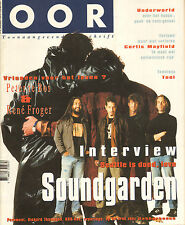 MAGAZINE OOR 1994 nr. 04 - SOUNDGARDEN/TOOL/UNDERWORLD/GABBERHOUSE