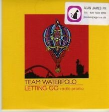 (785Y) Team Waterpolo, Letting Go - DJ CD