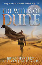 The Winds of Dune by Brian Herbert, Kevin J. Anderson (Paperback, 2009)