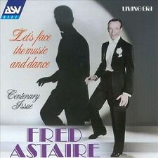 Astaire, Fred V2 Lets Face The Music And Dan CD ***NEW***
