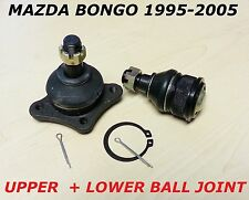 FOR MAZDA BONGO FRIENDEE SG FRONT LOWER UPPER WISHBONE ARMS BALL JOINT JOINTS