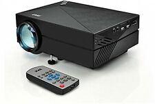 Pyle Compact Home Theater Projector With Adjustable Screen Size And Internal