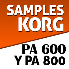 Mexican Samples for Korg Pa600, Pa800 Keyboards