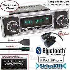 RetroSound Long Beach-CXM Radio/BlueTooth/iPod/USB/RDS/3.5mm AUX-In-308-410-BMW