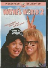 WAYNE'S WORLD 2 MIKE MYERS DANA CARVEY WIDESCREEN (2001) DVD BRAND NEW SEALED