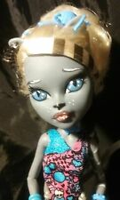 OOAK Monster High Meowlody Collector Doll Repaint by artist J.S.A.L.