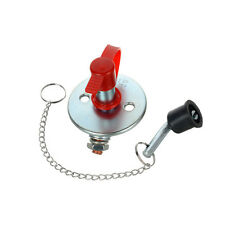 Battery Disconnect Kill Cut Off Switch Car Boat Truck Brass Terminal 200A AT