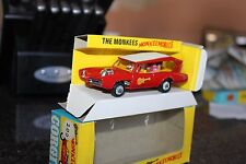 Corgi Toys 1967 VINTAGE FIRST EDITION MONKEEMOBILE & ORIGINAL BOX