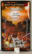 BattleTech Miniatures Stinger Mech by Iron Wind Metals IWM 20-207