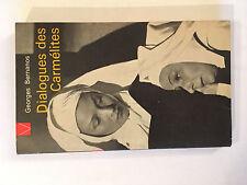 DIALOGUES DES CARMELITES 1949 GEORGES BERNANOS