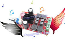 TPA3116D2 Class D Digital Stereo Amplifier Board 50W+con 12-24V Dual Channel Car