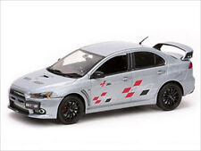 MITSUBISHI LANCER EVOLUTION X 10 RALLIART SILVER 1/43 MODEL BY VITESSE 29249