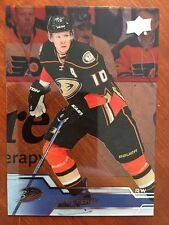 2016-17 UD Hockey Series 2 UD Clear Cut Acetate #254 Corey Perry