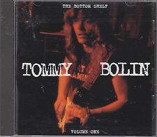 TOMMY BOLIN - the bottom shelf volume one CD
