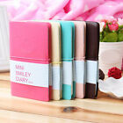 Portable Cute Pocket Diary Notebook Memo Charming Mini Smile Smiley Paper New
