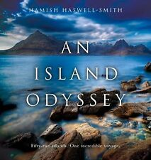 An Island Odyssey, Haswell-Smith, Hamish, New Books